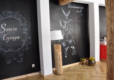 Restauracja Rzeczka Sowia Grapa 4
