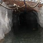 zalany korytarz riese osówka