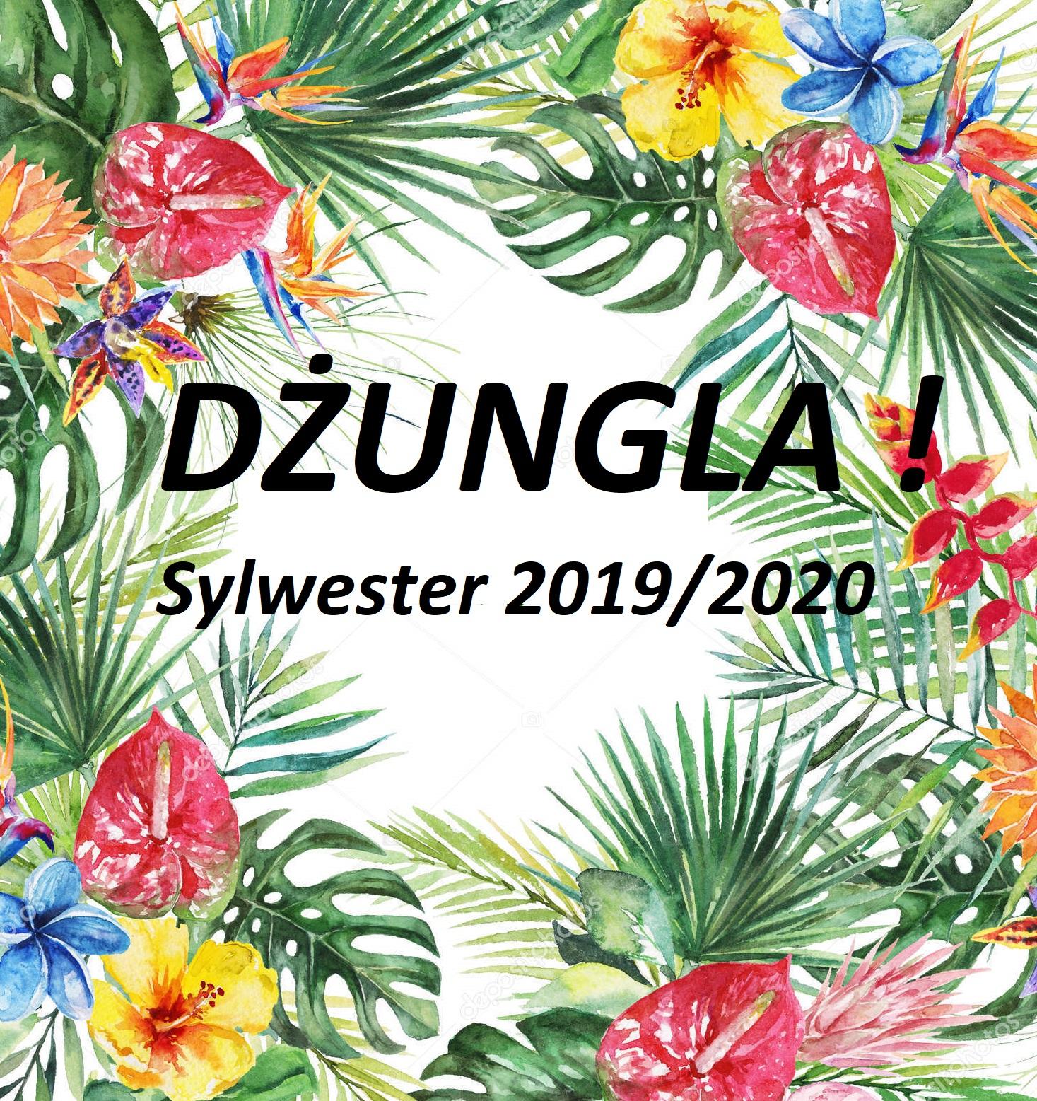 Dzungla napis