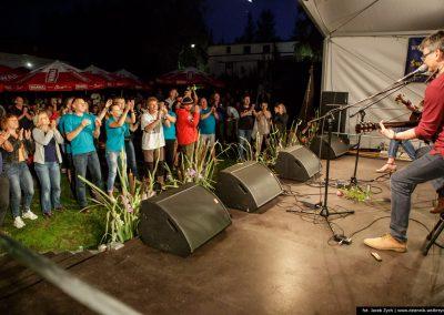 Koncert plenerowy Rzeczką szanty płyną